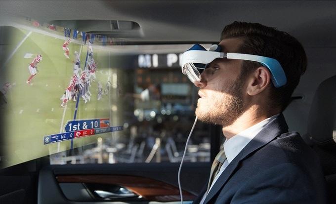 DreamGlass Air- собственный экран дополненной реальности (4 фото)