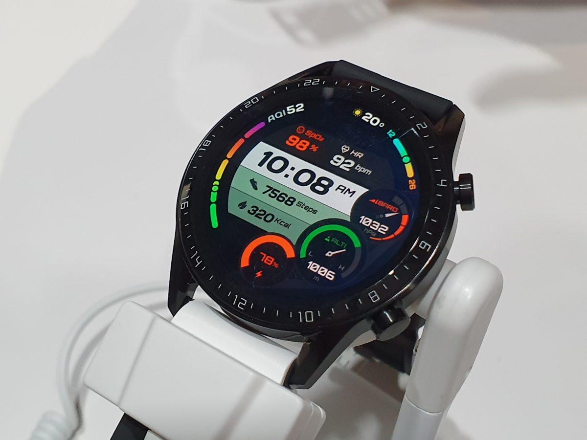 Huawei представила новые «умные» часы с двухнедельной продолжительностью работы
