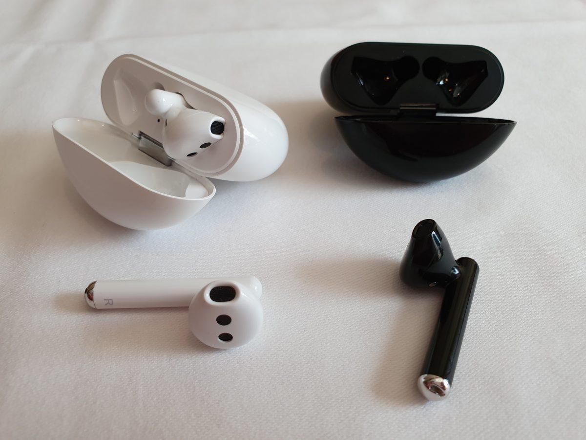 Huawei создала открытые наушники в стиле AirPods с лучшим качеством звука и активным шумоподавлением