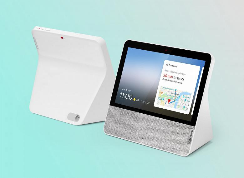 """Lenovo разработала 7-дюймовый """"умный"""" дисплей"""