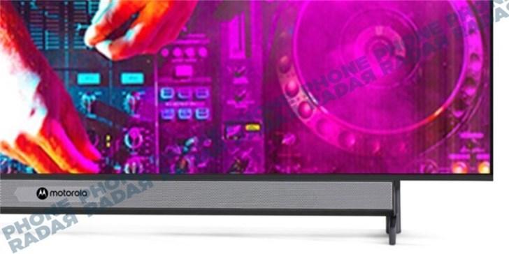 Motorola готовит к выпуску свой первый телевизор