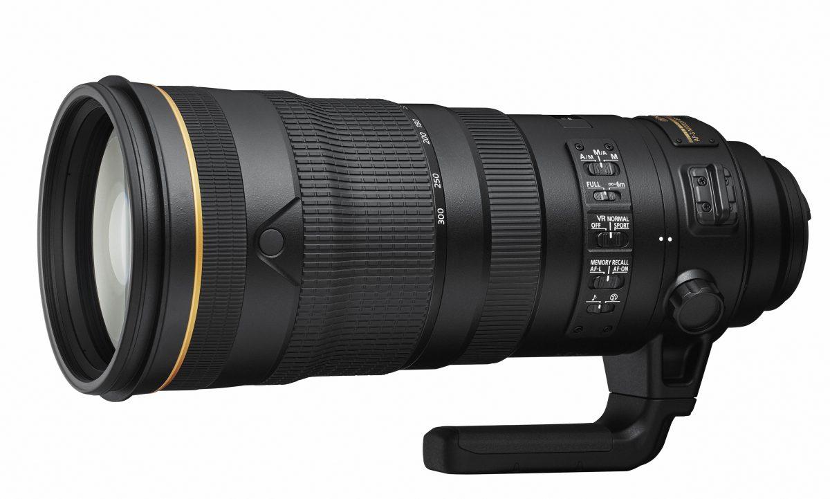 Nikon представила свою самую совершенную зеркальную камеру