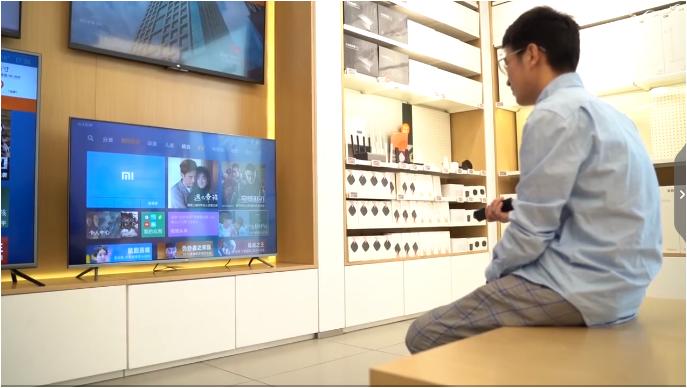 Xiaomi выставила свой 8К-телевизор в магазине до официального анонса