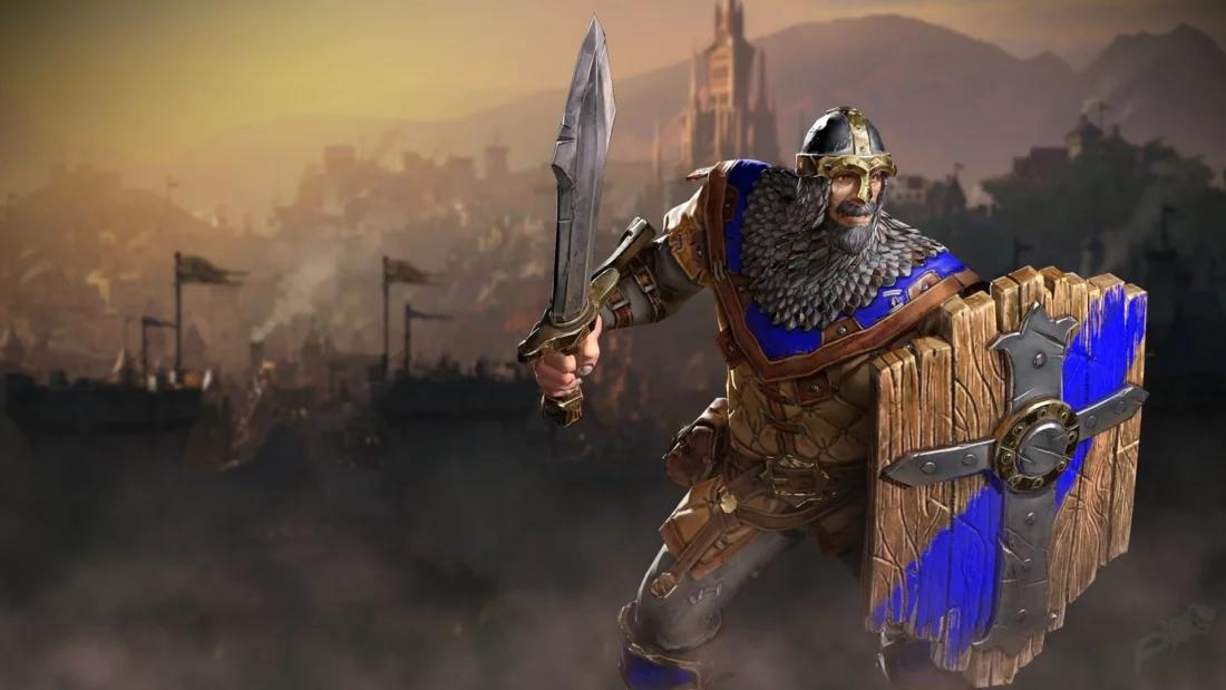 Опубликованы изображения с обновленной графикой в переиздании Warcraft III