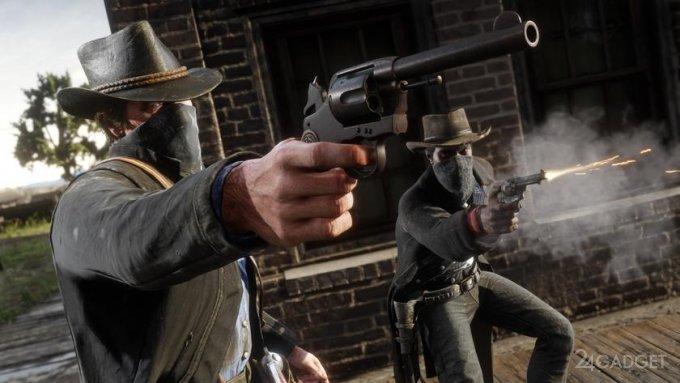 Опубликованы системные требования для Red Dead Redemption 2 на ПК (3 фото)