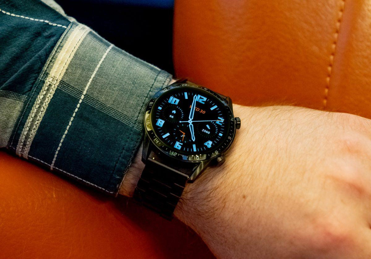 Сверхвыносливые умные часы на фирменной системе Huawei — Watch GT2