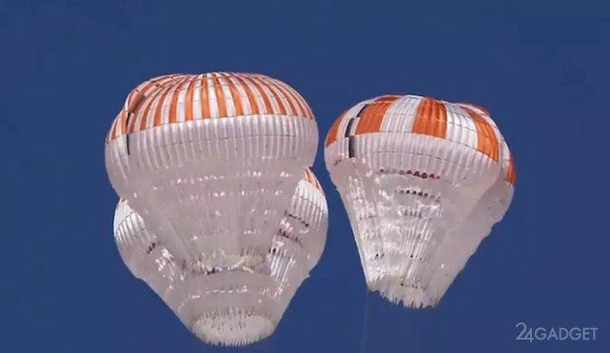 Crew Dragon компании SpaceX прошел экстремальное тестирование (видео)