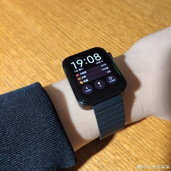 Автономность Xiaomi Mi Watch оказалась вдвое больше заявленной