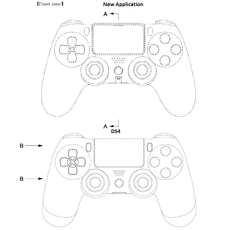Изображение контроллера новой PlayStation 5 появилось в сети