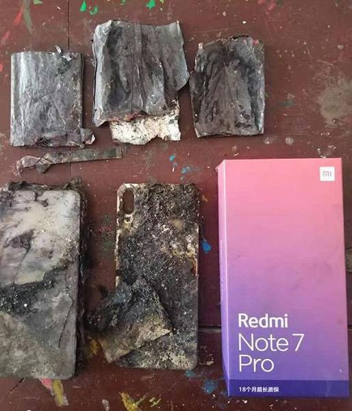 Самый популярный дешевый смартфон Xiaomi взорвался в режиме ожидания