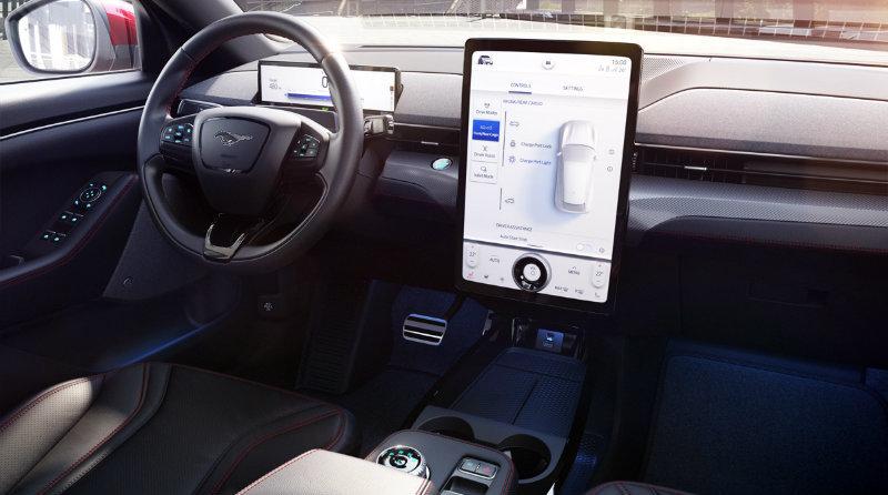 Ford изменил внешность легендарного Mustang с выходом электрической версии