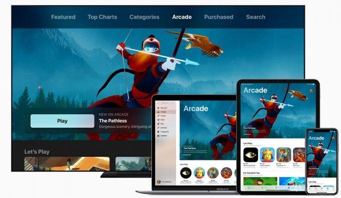 Открыта годовая подписка на геймерский сервис Apple Arcade со значительной скидкой