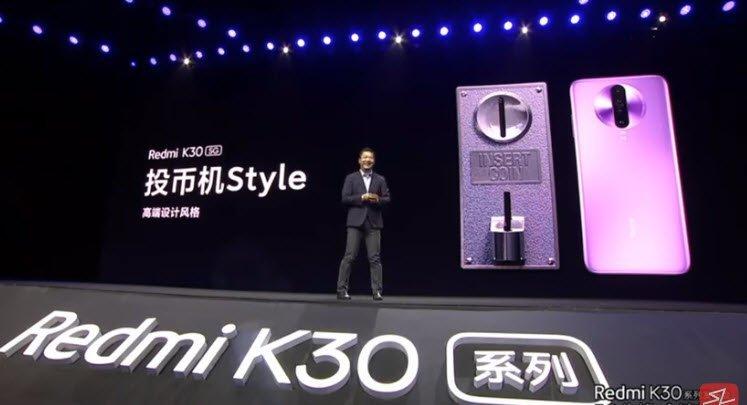 Официально представлен недорогой флагман со сверхбыстрым дисплеем Redmi K30