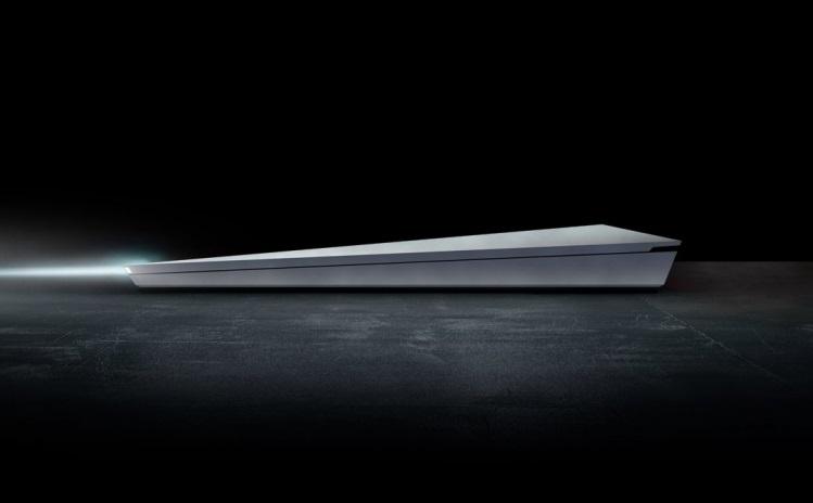 Разработан концепт ноутбука Razer в стиле Tesla Cybertruck
