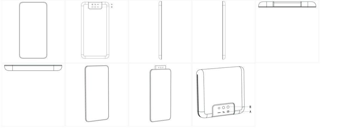 Xiaomi превратит основную камеру смартфона во фронтальную