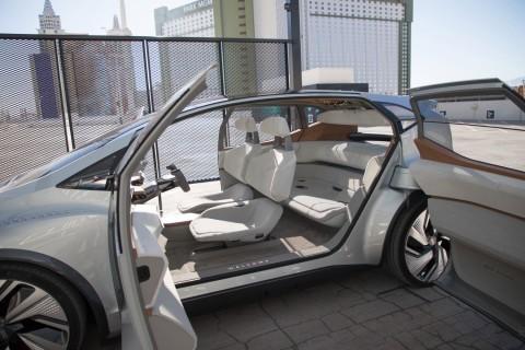 Audi продемонстрировала концепт беспилотного электромобиля будущего