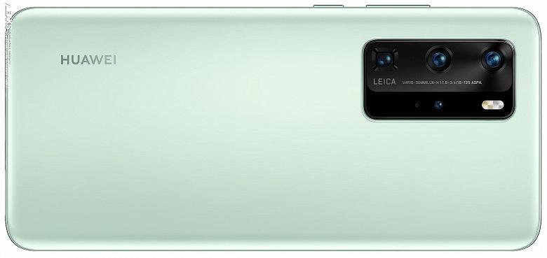 В сети появились свежие изображения грядущего камерофона Huawei P40 Pro
