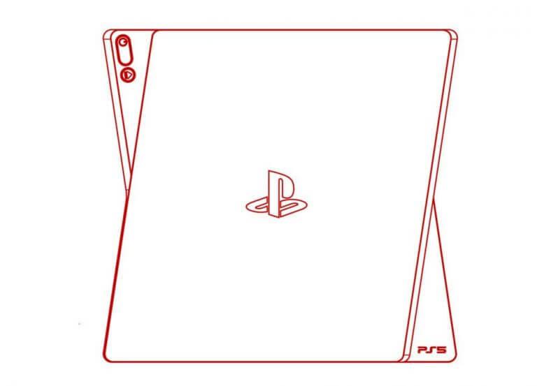 В сети появилось изображение коммерческой версии новой PlayStation 5