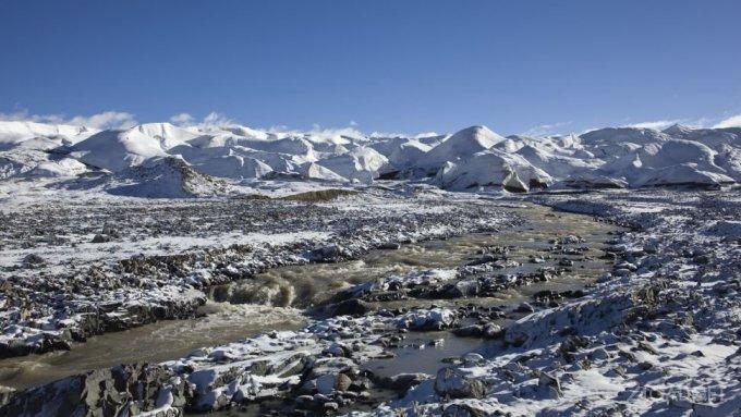 В Тибетском леднике обнаружены древние, ранее неизвестные вирусы