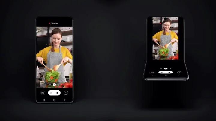 Гибкая раскладушка Samsung Galaxy Z Flip получит уникальную для рынка функцию