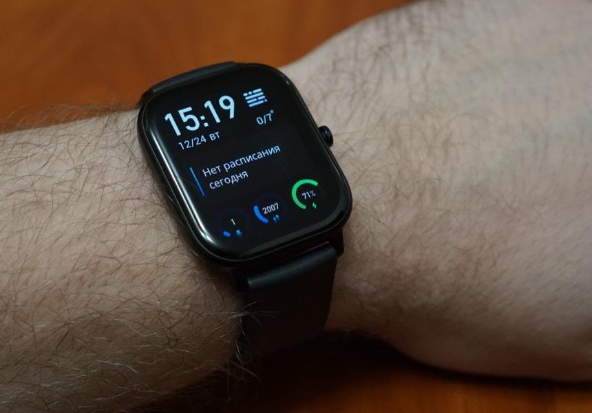 Кто просил хороший аналог умных часов Apple, но для Android и недорого? Получите!