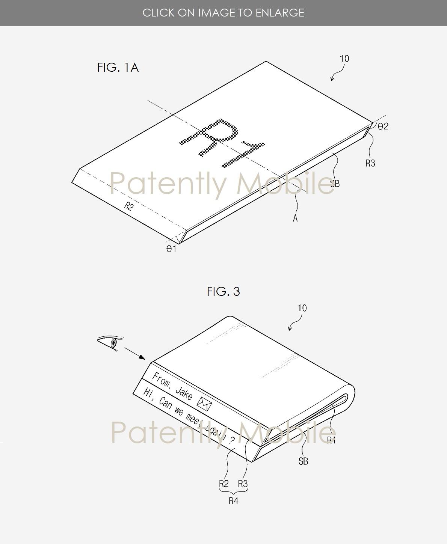 Названы самые интересные патенты Samsung за декабрь