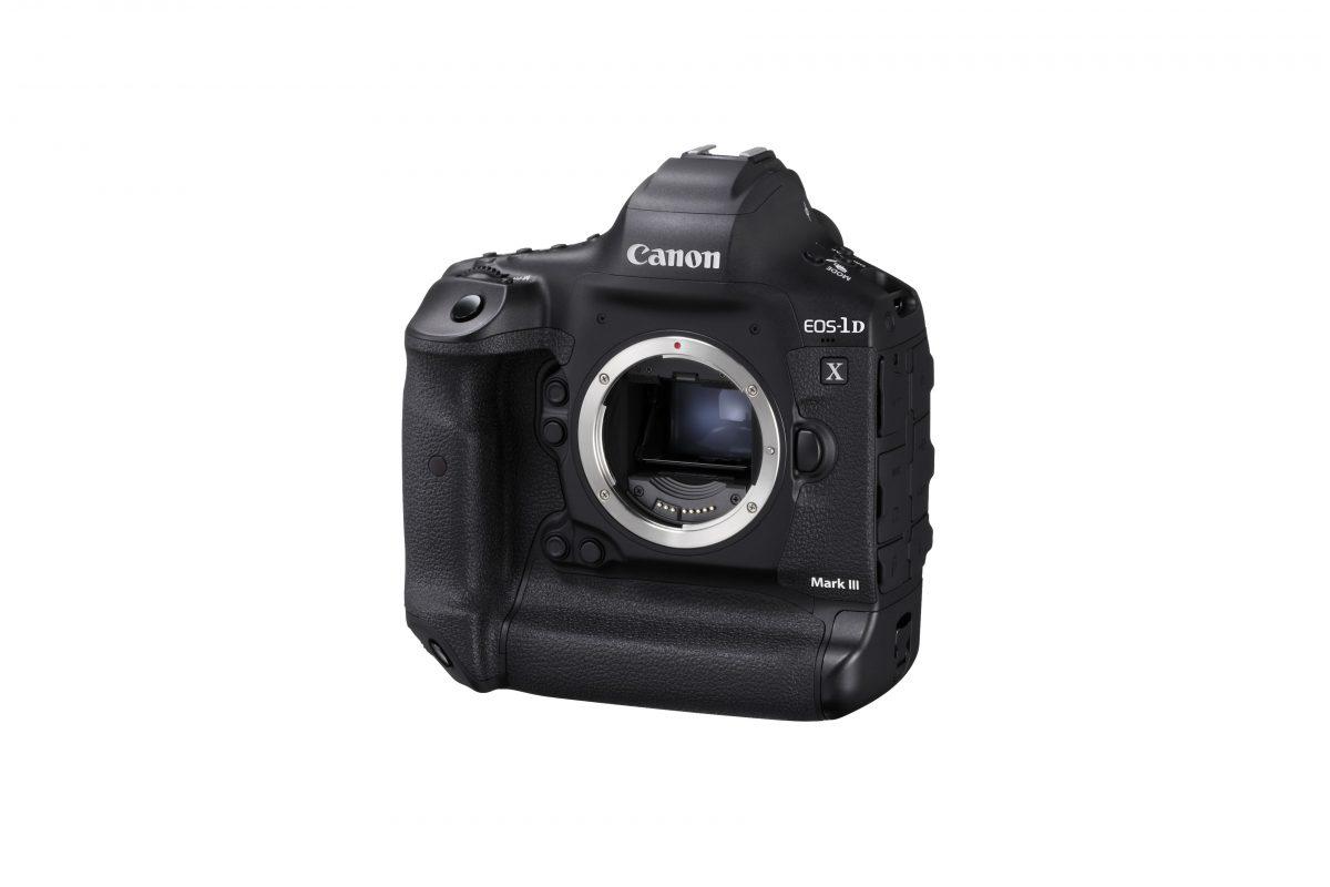 Новая флагманская камера Canon снимает 20 фотографий в секунду