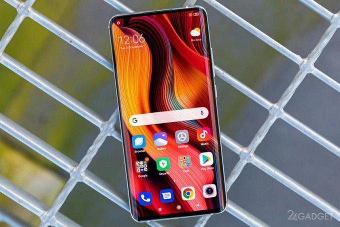 Первые настоящие фотографии смартфона Xiaomi Mi 10 Pro 5G (8 фото)