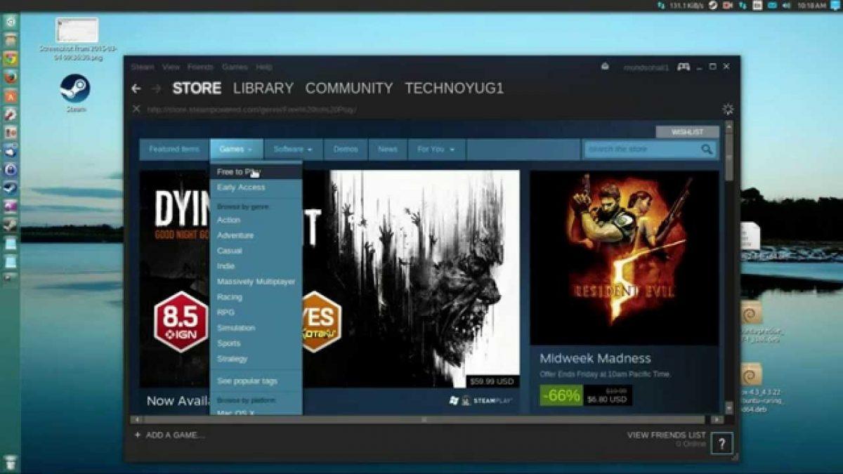Полноценная версия Steam появится на операционной системе Google