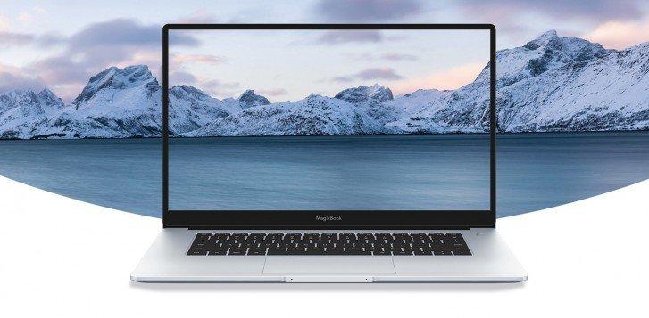 Honor привезла в Россию новейшие недорогие ноутбуки на AMD Ryzen