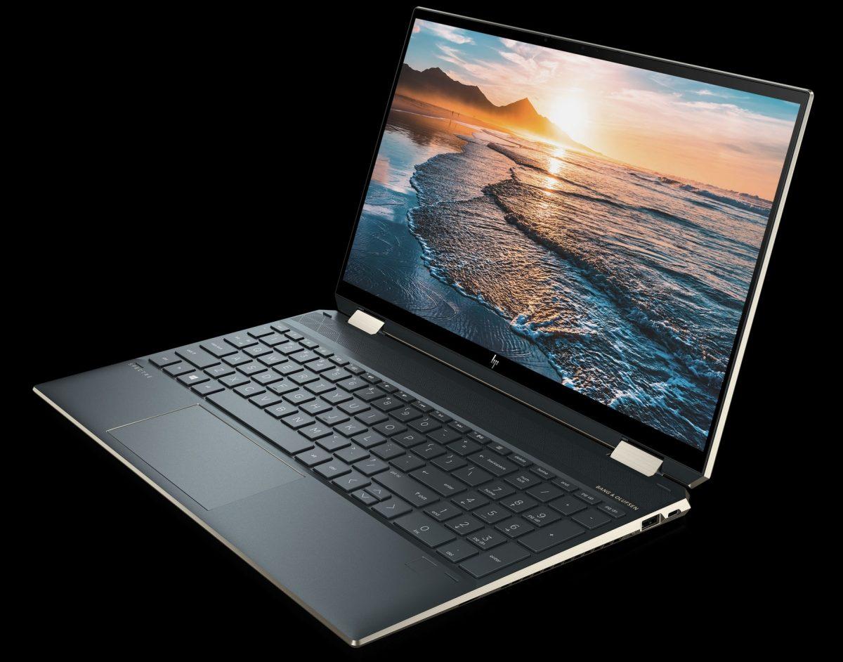 HP представила ноутбук с 4K-дисплеем и 17 часами автономности