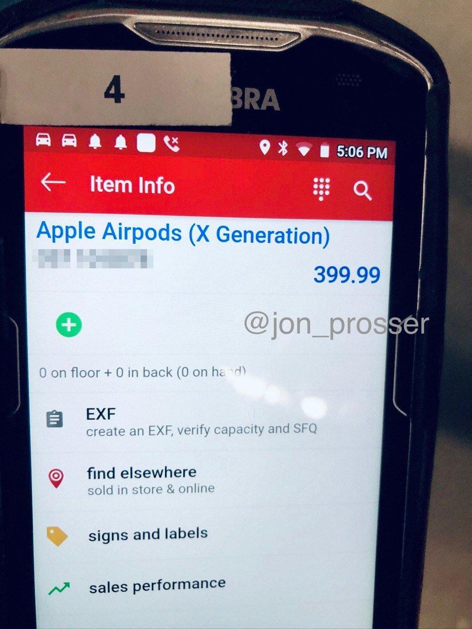 Apple может выпустить беспроводные наушники по цене смартфона