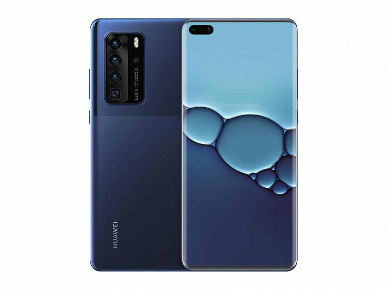 Глава Huawei объявил дату анонса флагманского камерофона Huawei P40 Pro