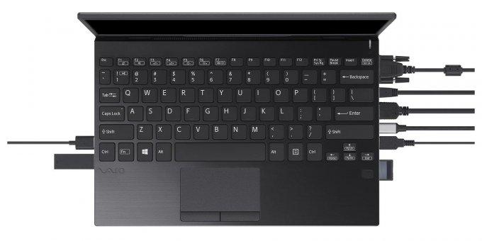 Обновленные ноутбуки бизнес-класса VAIO SX12 и SX14 переведены Intel Core 10 поколения (4 фото)