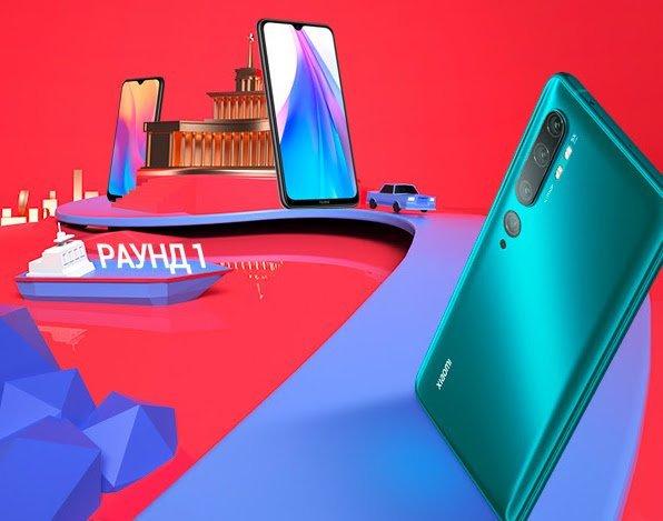 Популярные смартфоны Xiaomi продают с большими скидками в России