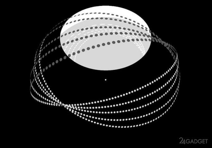 Разработана теория двигателя способного переместить Солнечную систему (видео)