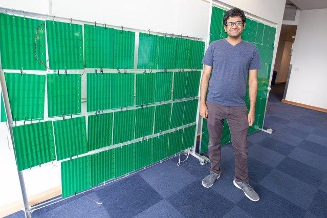 Ученые нашли способ усилить сигнал с помощью стен