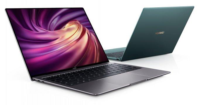 HUAWEI обновляет серию ноутбуков MateBook X Pro (2 фото)