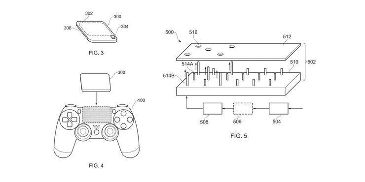 В контроллере нового PlayStation 5 может появиться съемный сенсорный экран