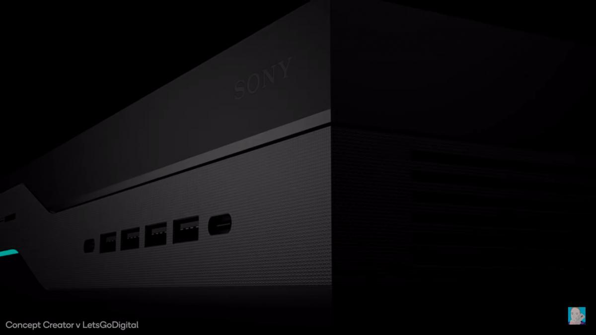 В сети появились свежие изображения PlayStation 5