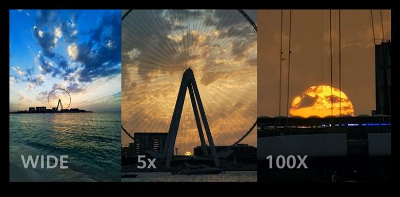 Камера нового фотофлагмана Huawei P40 Pro+ оказалась значительно лучше, чем у самого дорогого Samsung S20 Ultra