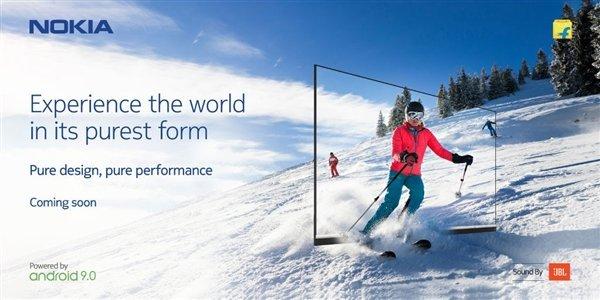 Объявлена цена нового недорогого 43-дюймового телевизора Nokia