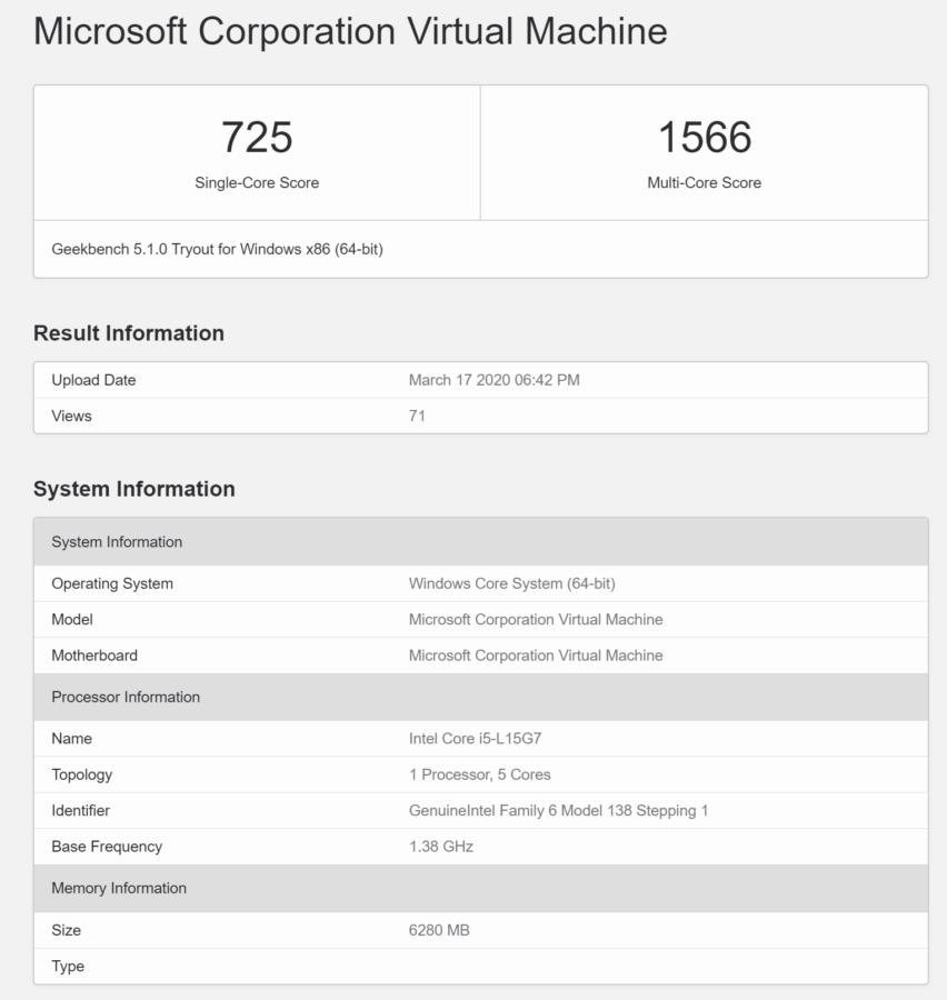 Появились доказательства существования новой операционной системы Windows