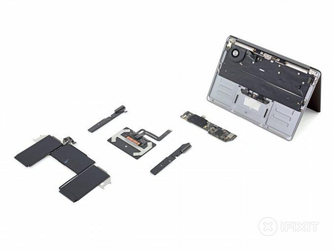 Ремонтопригодность ноутбуков MacBook Air более высокая, чем у предшественников (5 фото)