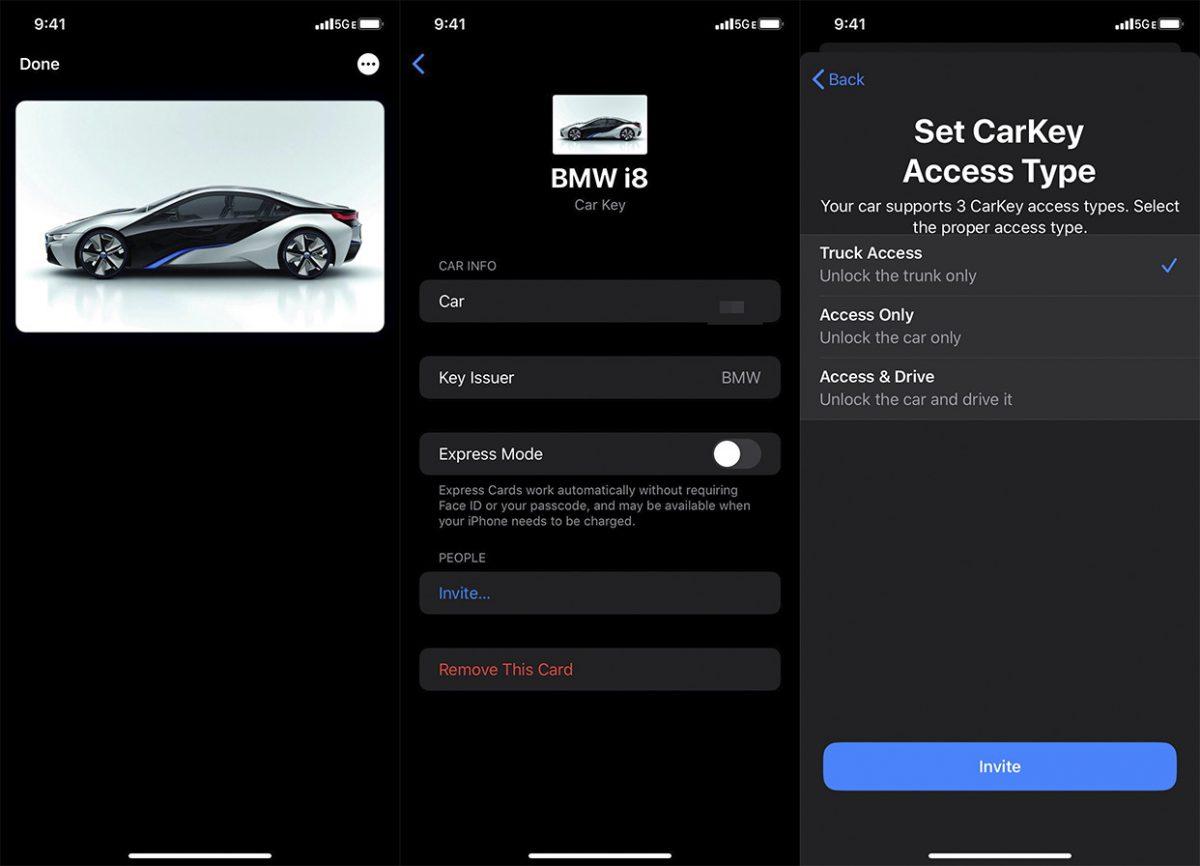 iPhone превратят в ключи от автомобиля
