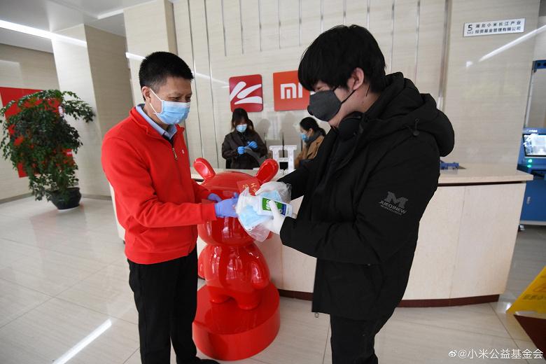 Xiaomi возобновила работу своей штаб-квартиры в городе, ставшем эпицентром распространения коронавируса в Китае