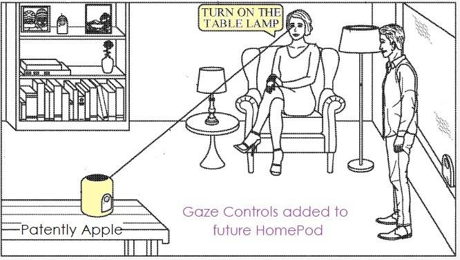 Apple придумала, как оснастить Siri на «умных» колонках «глазами»