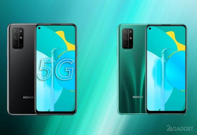 Анонсирован смартфон Honor 30S на процессоре Kirin 820 с поддержкой сетей 5G (4 фото)
