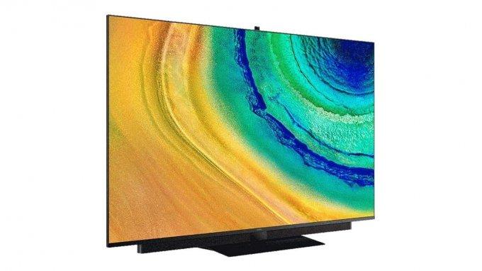 Инновационный продукт Huawei – смарт телевизор с перископической камерой
