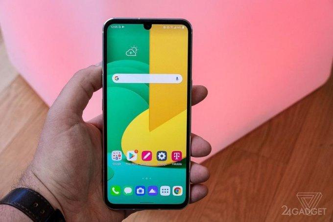 Инсайдеры раскрыли некоторые технические данные 5G смартфона LG